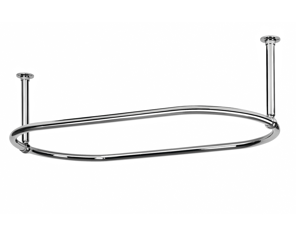 Oval Shower Curtain Rail OVSR2
