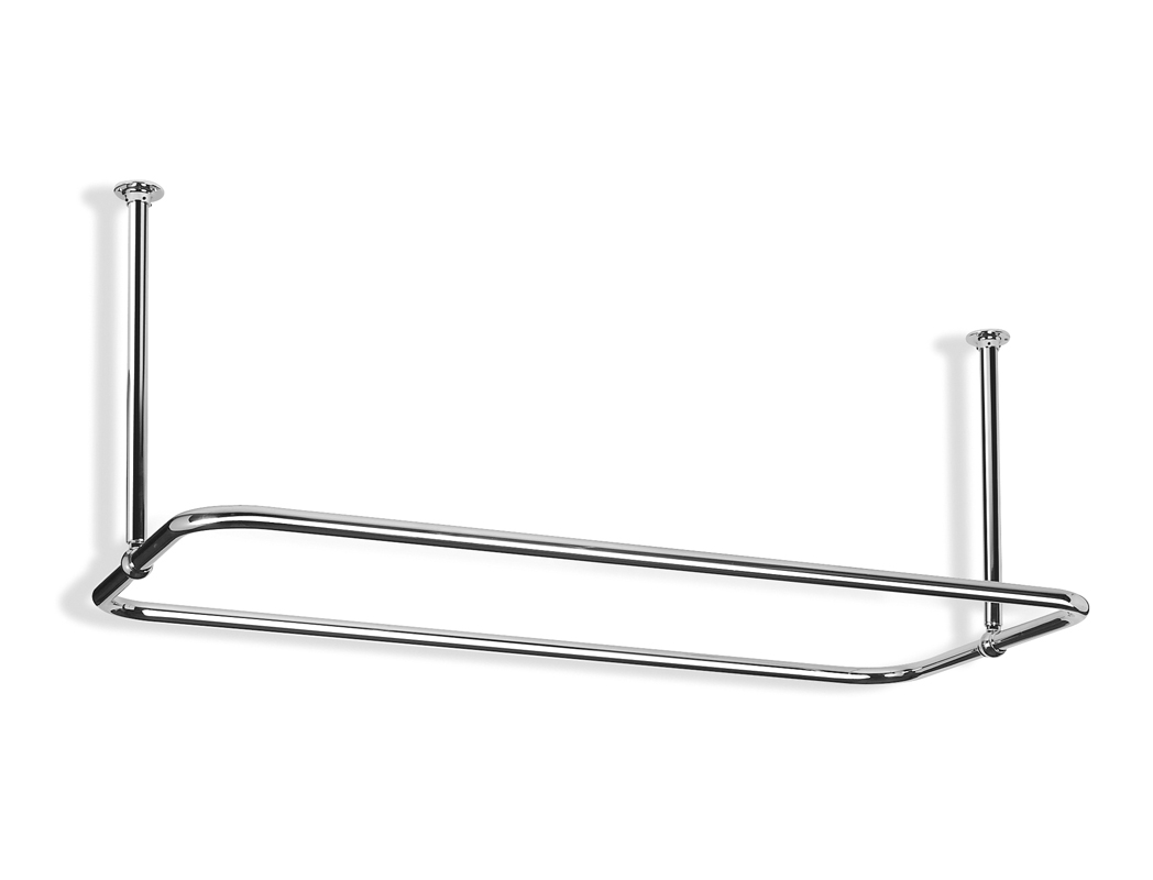 Rectangular Shower Curtain Rail RSR1